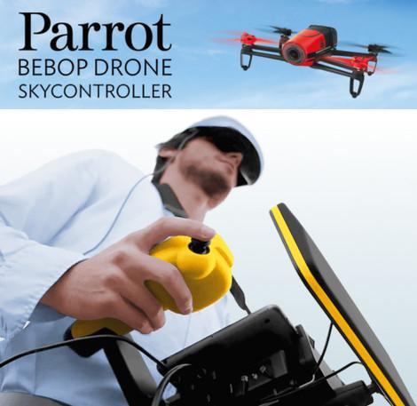 Drone_parrotdown